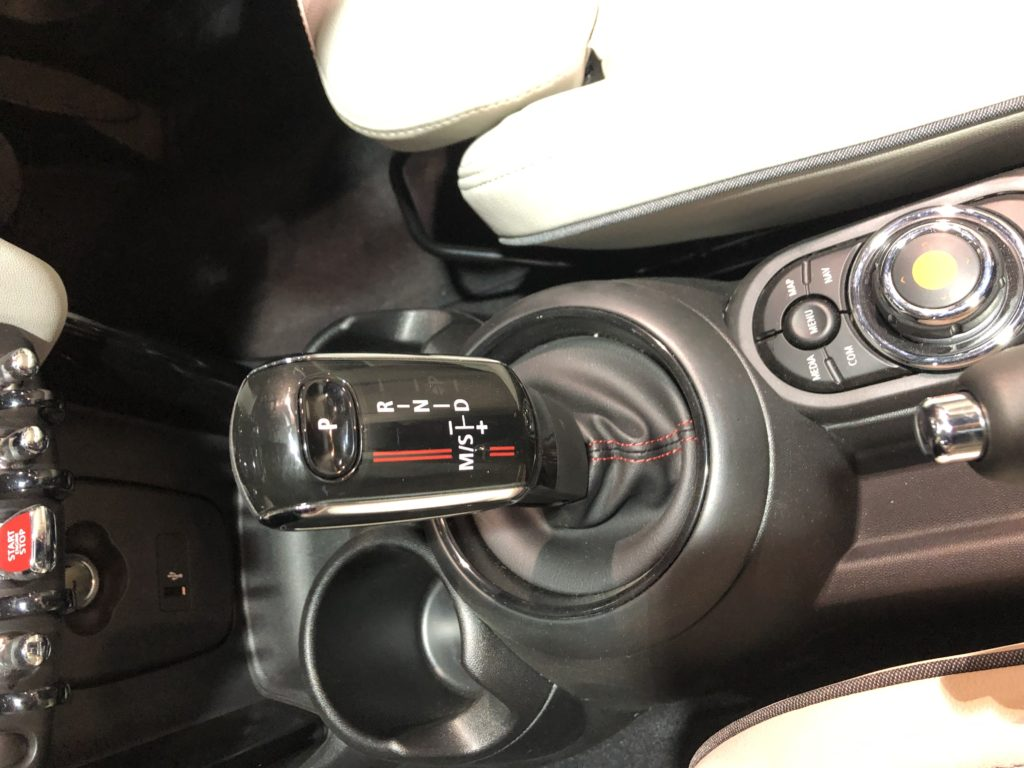 Automatic cars have 2 foot controls